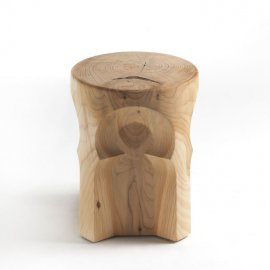 Moresco Stool by Riva 1920
