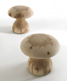 Boletus Stool by Riva 1920