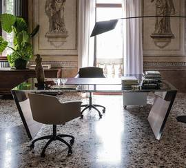 Vega Desks by Cattelan Italia