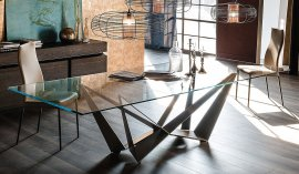 Skorpio Dining Table Dining Tables by Cattelan Italia