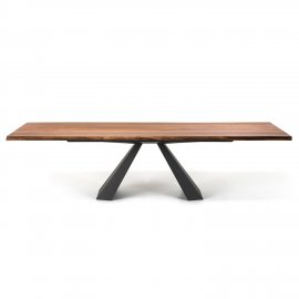 Eliot Wood Dining Table Dining Tables by Cattelan Italia