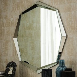 Emerald Wall Mirror Mirrors by Cattelan Italia