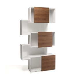 Piquant Bookcase Bookcase by Cattelan Italia