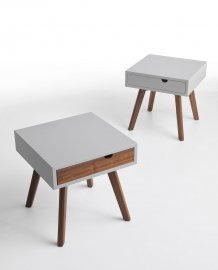 Io e Te End Table by Horm