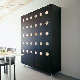 Moony Cabinet by Horm