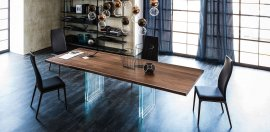 Ikon Drive Extendable Dining Table Dining Tables by Cattelan Italia