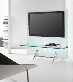 Curtain Wall TV TV Units by Tonelli