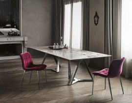 Millennium XXL Dining Table by Bontempi