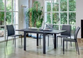 Sky Dining Table by Bontempi