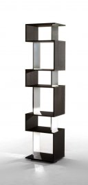 Osuna Metal and Wood Bookcase by Tonin Casa