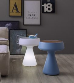 Maki Side Table Storage by Tonin Casa