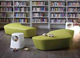Polar Sofa  by Tacchini