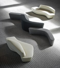 Polar Perch Sofa  by Tacchini