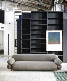Sesann Sofa by Tacchini