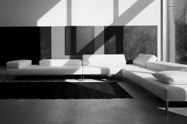 Happy Hour Sofa by Tacchini