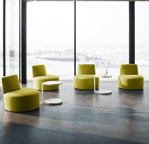 Baobab Chair Chair by Tacchini