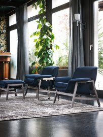 Agnese Armchair Chair by Tacchini