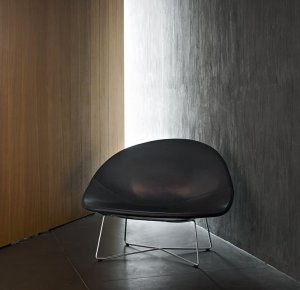 Isola Armchair by Tacchini