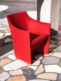 Mayfair Armchair Chair by Tacchini