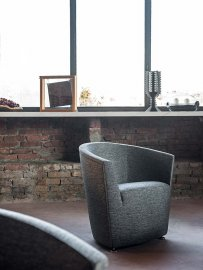 Parentesi Armchair Chair by Tacchini
