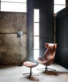 Shelter Armchair Chair by Tacchini