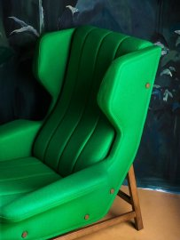 Giulia Armchair Chair by Tacchini