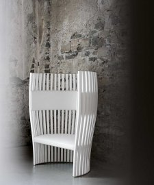 Southbeach Armchair Chair by Tacchini