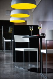 Cuba + Cubo Chair Stool by lapalma