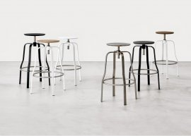 Giro Stool by lapalma