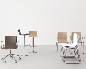Thin Chair by lapalma