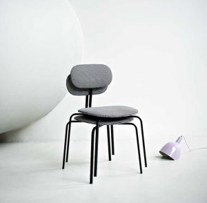 T-Chair Chair by Tacchini