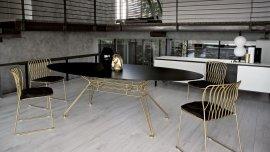 Sander Table by Bontempi