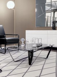 Loop Coffee Table by Bontempi