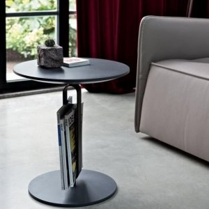 Alfred Coffee Table End Table by Bontempi