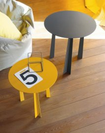 Tao End Table by Bontempi