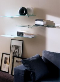Wing Shelves Accessory by Bontempi