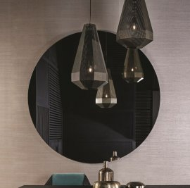 Tondo Mirrors by Bontempi