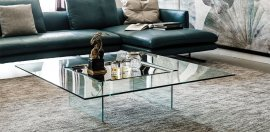 Carre Coffee Table Coffee Table by Cattelan Italia