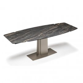 Duffy Keramik Drive Dining Table by Cattelan Italia