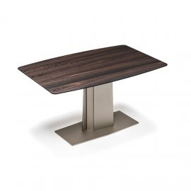 Duffy Wood Dining Table by Cattelan Italia