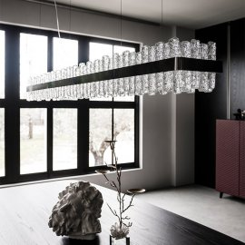 Phoenix Ceiling Lamp Lighting by Cattelan Italia