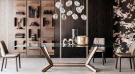 Planer Dining Table Dining Tables by Cattelan Italia