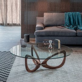 Helix Coffee Table Coffee Table by Cattelan Italia