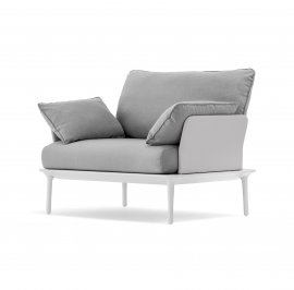 Reva Lounge Chair by Pedrali