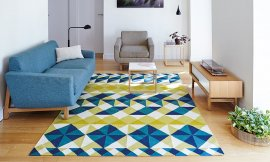 Kilim Mosaiek Rugs by Gan Rugs