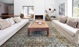 Hand Knotted Waterkeyn Rugs by Gan Rugs