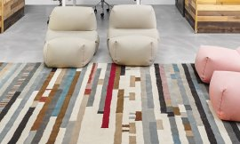 Hand Tufted Lepark Rugs by Gan Rugs