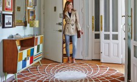 Hand Tufted Caleido Rugs by Gan Rugs