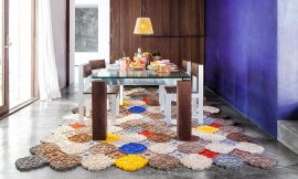 Hand Tufted Hidra Rugs by Gan Rugs
