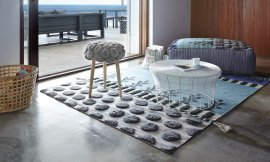 Spaces Glaoui Rugs by Gan Rugs
